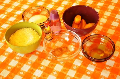 Macarons din nuca de cocos cu scortisoara si gutui