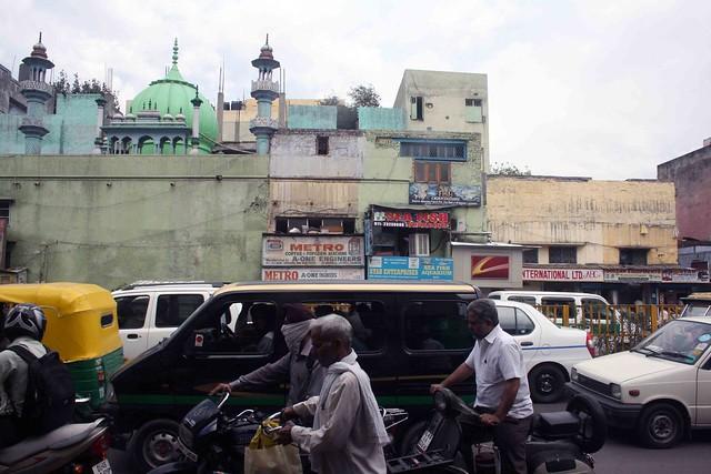 City Faith – Dargah Sabri, Daryaganj