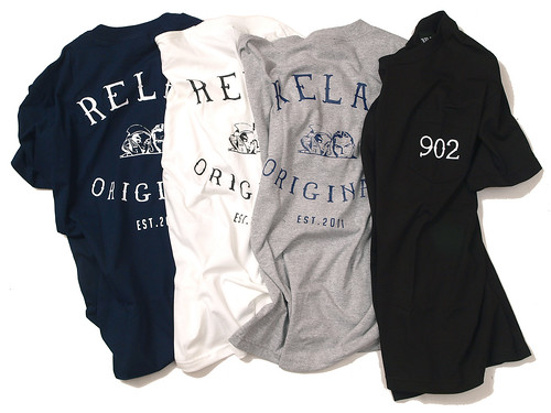 RELAX Original / Bad Reputation Pocket Tee