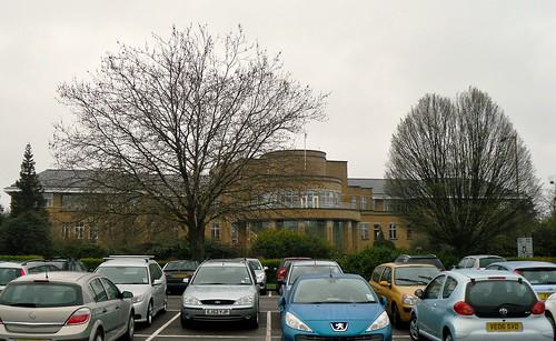 UCAS Building 1,Cheltenham, Gloucestershire.