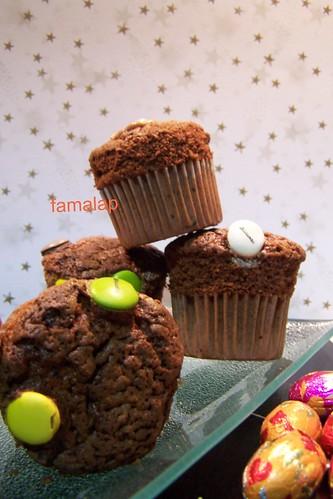Cupcakes y madalenas de carachocos (25)