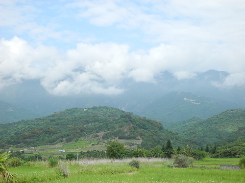 View out of Chengong