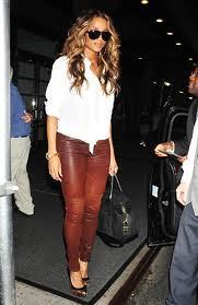 Ciara Cap Toe Heels Celebrity Styling Fashion
