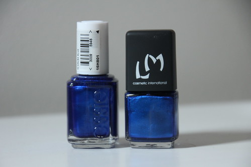 Essie vs LM Cosmetic