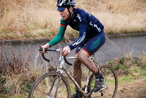 Team rider Gishi