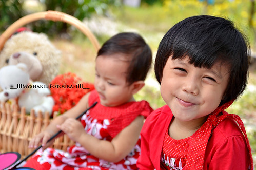chia merah