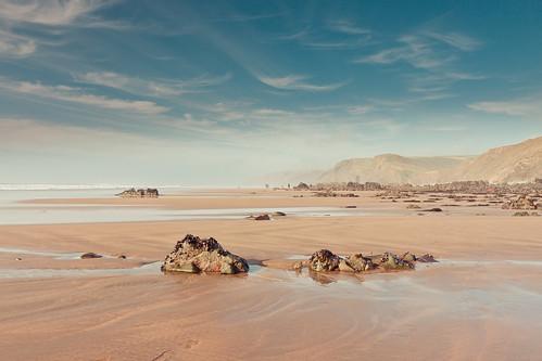 Sandymouth beach *2*