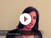 Monica Jain - Manta Consulting Inc.