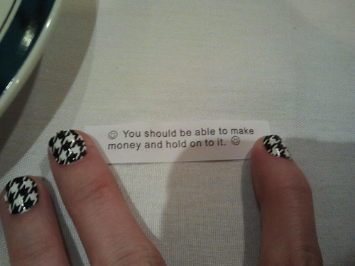 Trolled by a fortune cookie.