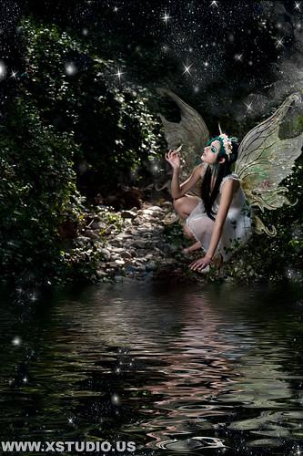 Fairy of Dream  Xstudio.US LA Photographer by Xstudio US Los Angeles Photographer