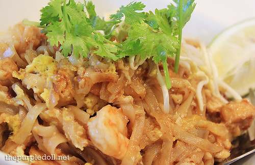 Shrimp Pad Thai P185