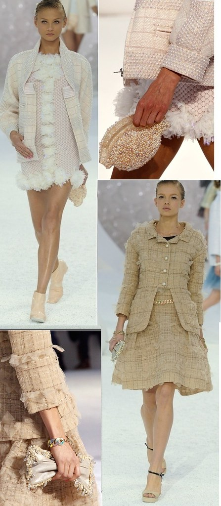 Chanel Spring 2012 a