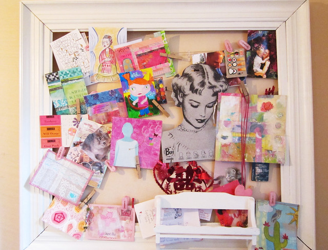 Inspiration Board March 2012