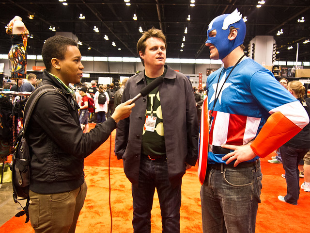 C2e2 speed dating