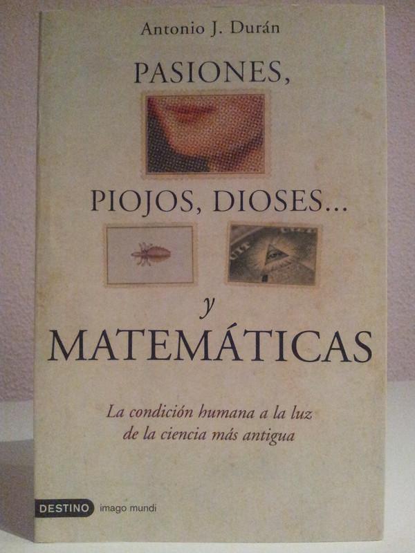 Algunas recomendaciones matemáticas para el Día Internacional del Libro