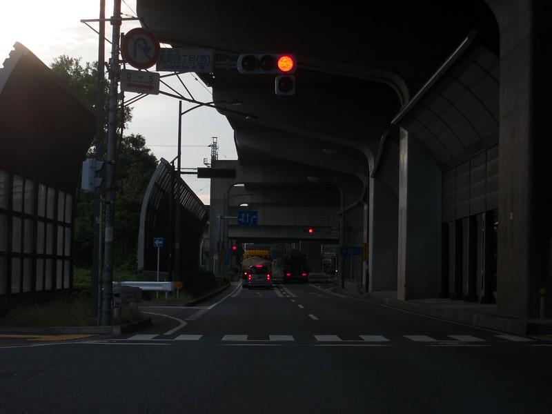 筑波山へ R298