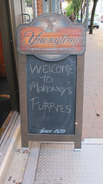 Welcome to Mahoney's Furries