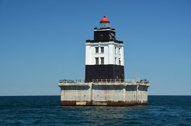 Poe Reef Lighthouse, MI