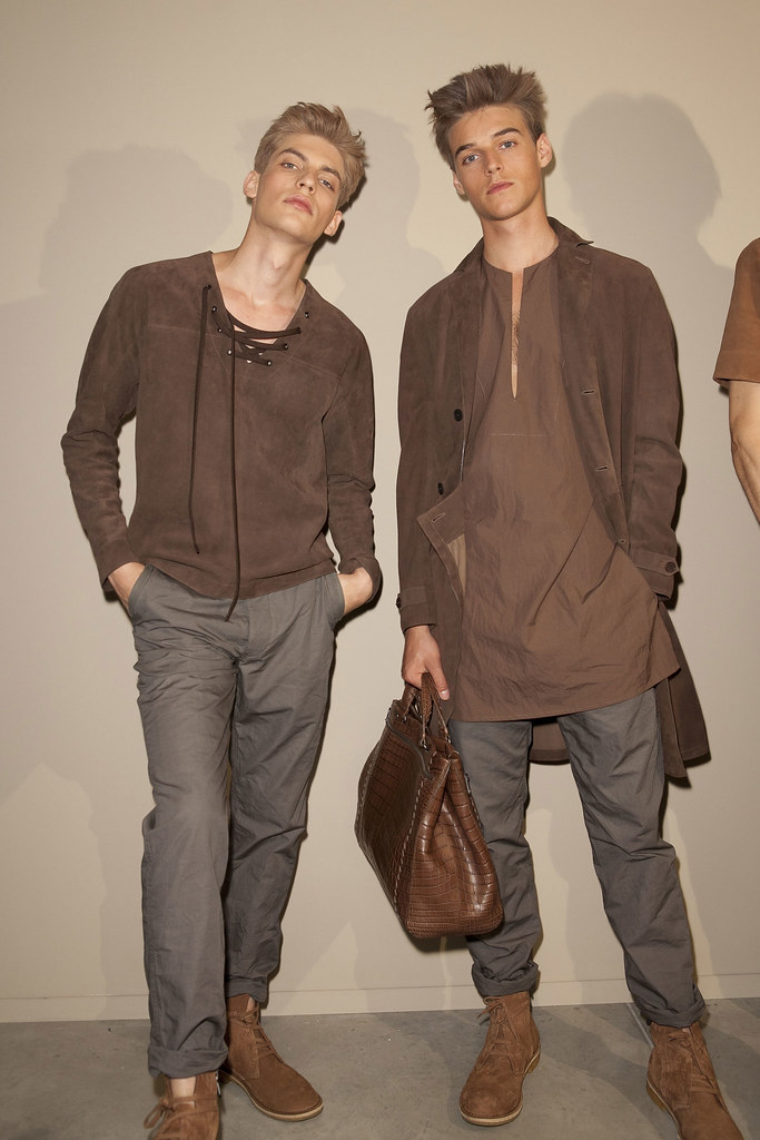 SS13 Milan Bottega Veneta083_Baptiste Radufe,Robbie Wadge(fashionising.com)