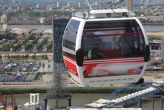 Emirates Air Line cable car