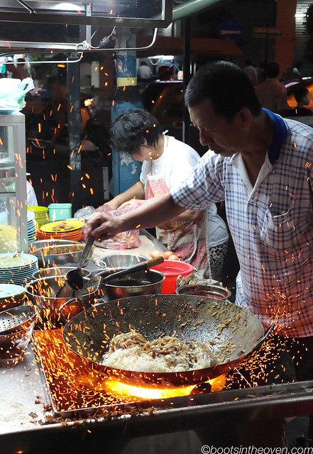 Char Kway Teow Vendor