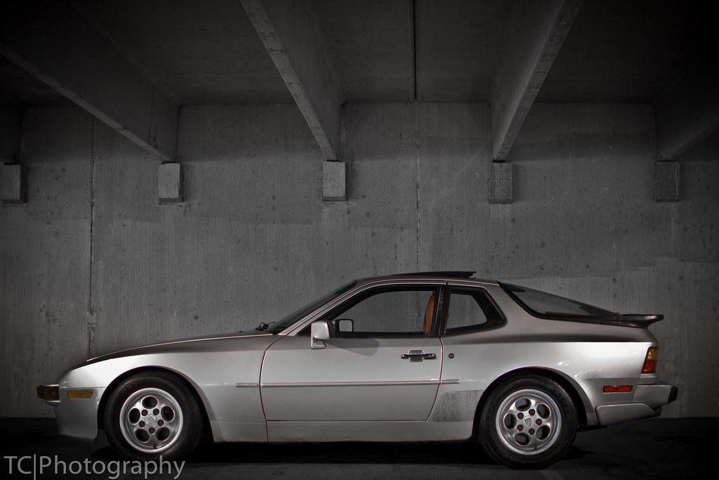 1988 Porsche 944S