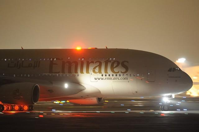 Emirates Airbus380-800