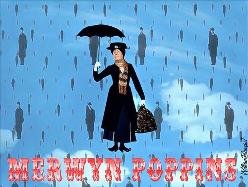 MERWYN POPPINS by Colonel Flick