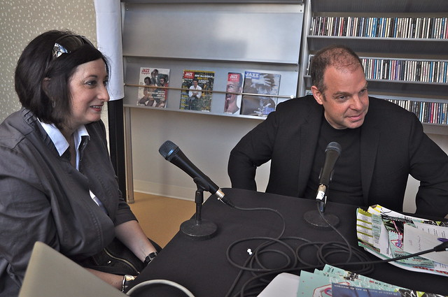 Renne Rosnes and Bill Charlap