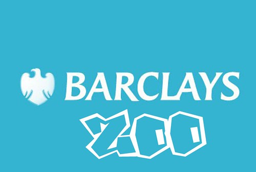 BARCLAYS NEW LOGO by Colonel Flick
