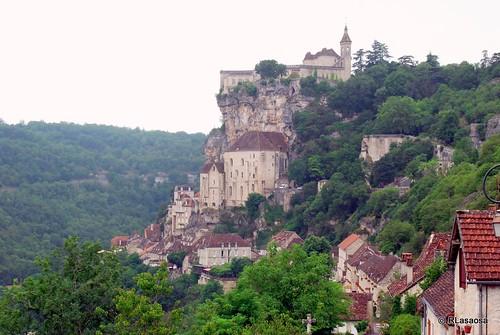 Rocamadour, Francia by Rufino Lasaosa