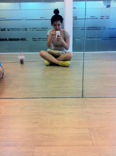 Tập aerobic:-*