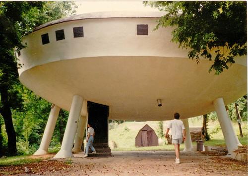 an ufo
