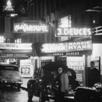 Swing Street c. 1948. Photo by William P. Gottlieb.