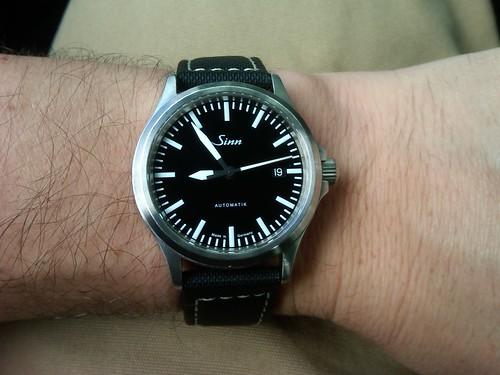 Sinn 556 wrist shot