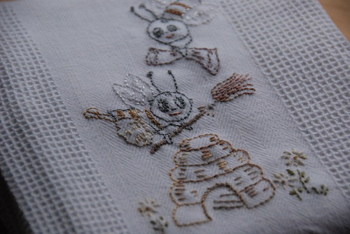 Feeling Stitchy - July Stitch A Long