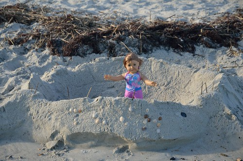 Found a Sand Castle