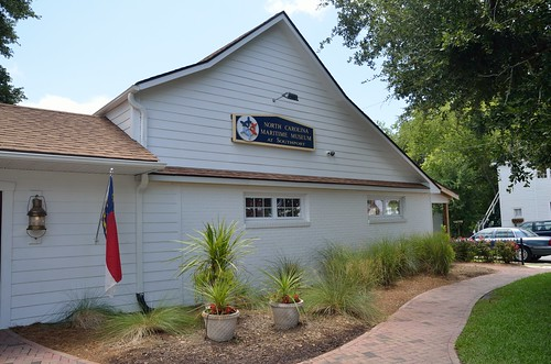 NC Maritime Museum - Southport