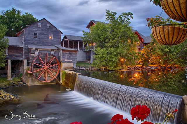 The Old Mill - Pigeon Forge, TN