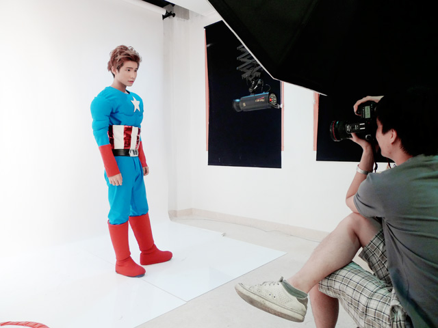 typicalben captain america photoshoot 3