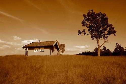 Bjønnåsen Hurum en del av Grønsand Gård-001 by @heidenstrom