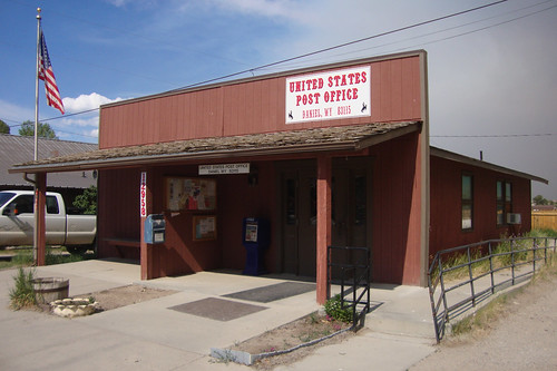 Post Office 83115 (Daniel, Wyoming)