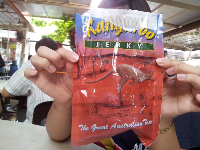 Australian Kangaroo Jerky (Bakgua) Sucks