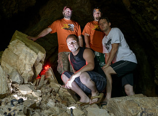 Serious spelunking