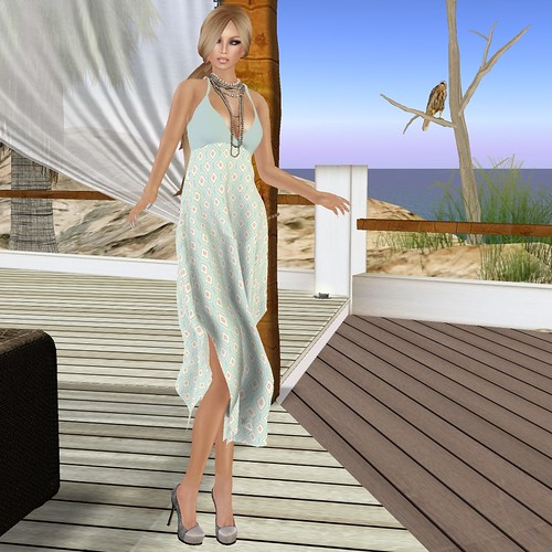 Amazing new dress !  Kasi Air of Delirium Style @ MIMI'S by mimi.juneau *Mimi's Choice*