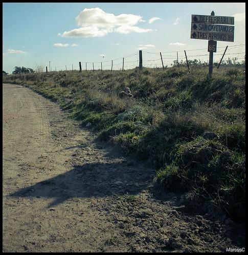 Ruta provincial 85 by MarcosCousseau