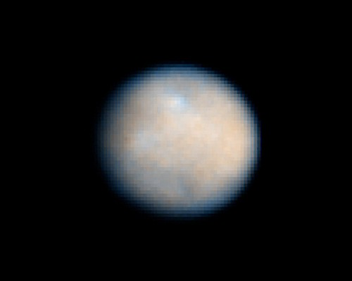 Color View of Ceres