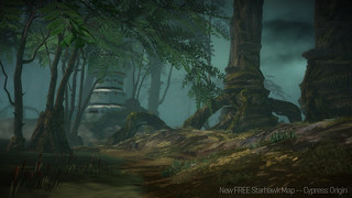 Starhawk for PS3: Cypress - Origin Map