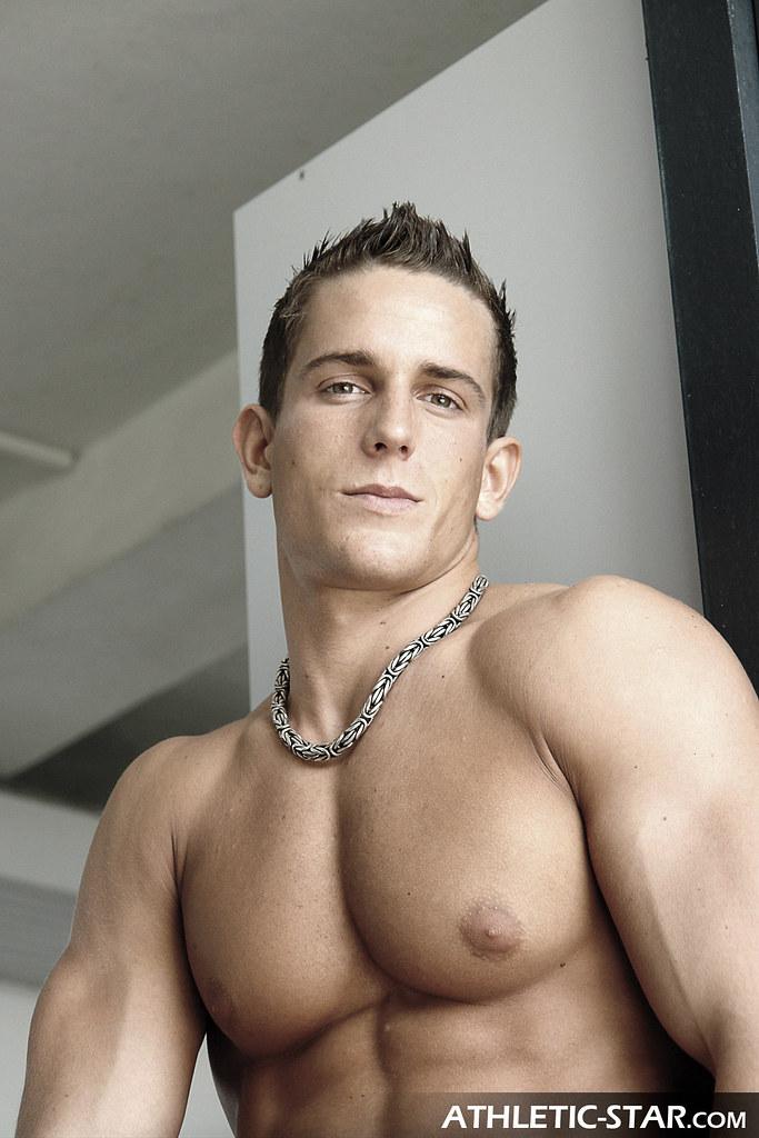 Naked sports male modles