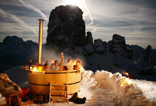 Header / Hot Tub Story